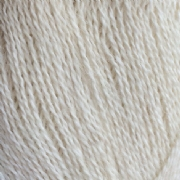 Isager Alpaca 1 - 50g natural white